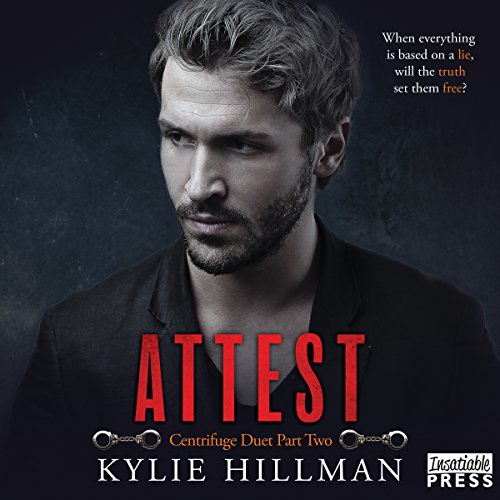 Attest audiobook cover art