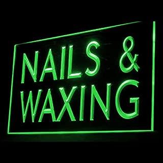 160037 Hair /& Nails Beauty Salon Irresistible Display LED Light Sign