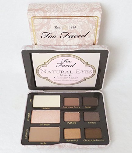 Too Faced Natural Eyes - Neutral Eye Shadow Collection