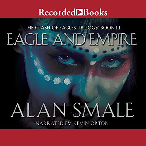 Eagle and Empire audiobook cover art