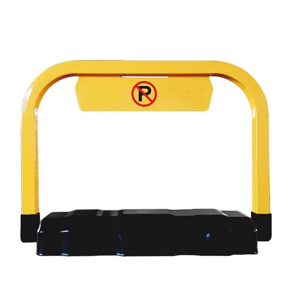 bloqueo de aparcamiento entrada de coche Barrera de aparcamiento con mando a distancia para aparcamiento barrera de alarma ahorra espacio