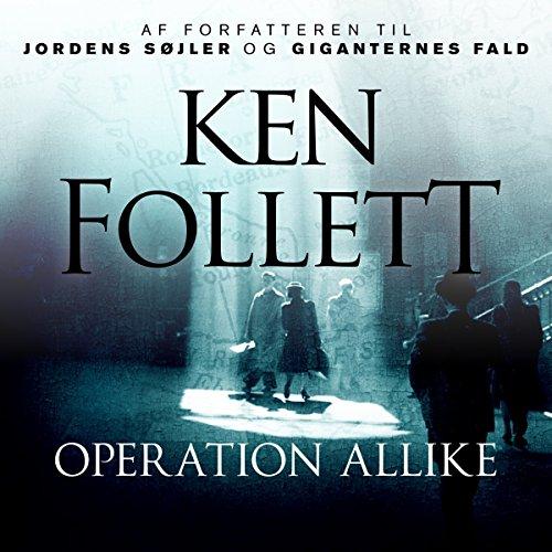 Operation Allike cover art