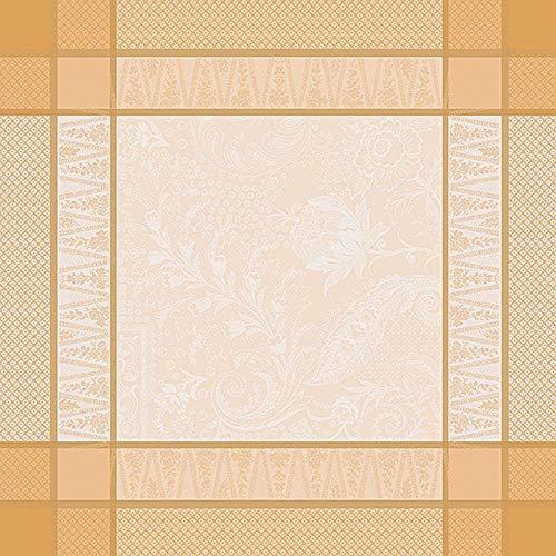 Garnier Thiebaut Persina Dore Serviette de table 53,3 x 53,3 cm