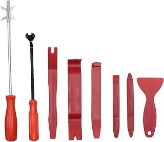 Wakauto Conjunto de ferramentas para remoção de carro, 8 peças, kit de ferramentas para remoção de clipe de painel de port...