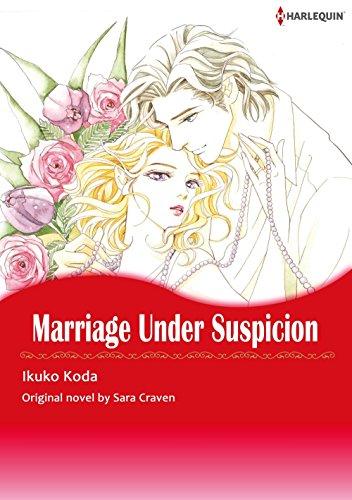 Marriage Under Suspicion: Harlequin comics (English Edition)