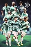 1art1 Fútbol - Celtic Glasgow, Players 2012/13 Póster (91 x 61cm)