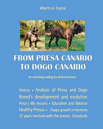 From Presa Canario to Dogo Canario (English Edition)