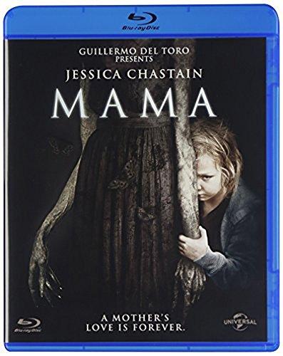 MAMA [Blu-ray] - ジェシカ・チャステイン, ニコライ・コスター=ワルドー, ミーガン・シャルパンティエ, イザベル・ネリッセ, ダニエル・カッシュ, ハビエル・ボテ, ギレルモ・デル・トロ