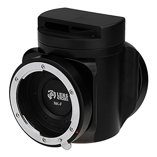 Fotodiox Pro–Cycler con soportes para 2x Nikon F objetivos–acceso rápido Multi lente soporte para cinturón o correa para cámara con dos soportes para Nikon Nikkor f pantalla plana d/lentes SLR