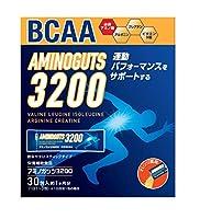 BCAA 運動 必須アミノ酸 アルギニン クレアチン ビタミン スティックタイプ アミノガッツ 4.2gx30包