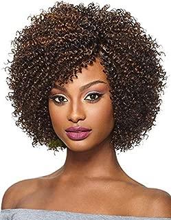 OUTRE PURPLE PACK HUMAN HAIR BLEND BIG BEAUTIFUL WEAVE 4A KINKY 3PCS (2)