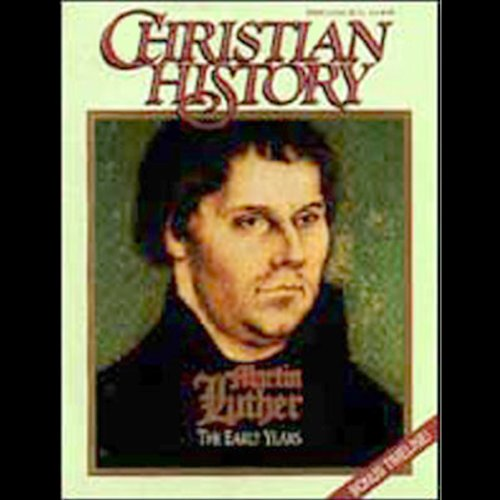 Christian History Issue #39 audiobook cover art