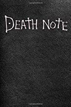 Death Note - Notebook: journal and notebook , 120 pages . composition Size (6