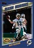2000 Topps Collection Football Card #322 Dan...
