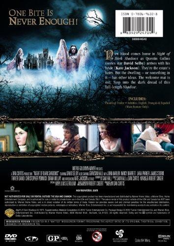 Night Of Dark Shadows (DVD)