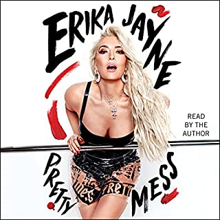 Pretty Mess audiobook cover art