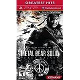 Metal Gear Solid Peace Walker (輸入版) - PSP