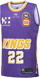 First Ever Kids Sydney Kings Crew Neck Home Youth Authentic Jersey