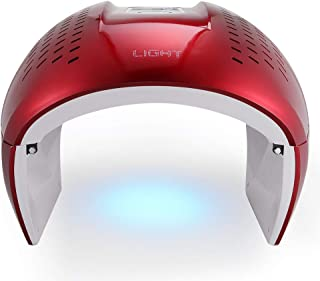 7-color Pdt Acne Machine Facial Led Phototherapy Verjonging Eu-plug