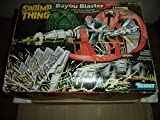 Swamp Thing Bayou Blaster Vehicle with Firing Torpedo new in box made in 1990 by Yves