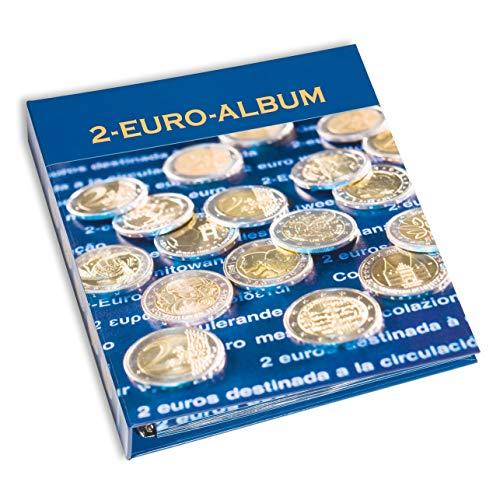 Leuchtturm NUMIS-Vordruckalbum für 2-Euro-Gedenkmünzen Aller Euro-Länder, deutsch, Band 7