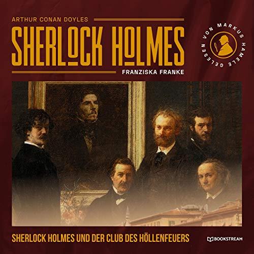 Sherlock Holmes und der Club des Höllenfeuers Titelbild