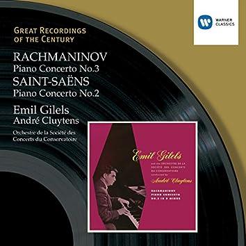 Rachmaninov, Piano Concerto No.3/ Saint-Saëns, Piano Concerto No.2