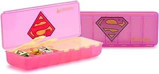 PERFORMA - Supergirl 7-Day Pill Container - DC Comics Original Series