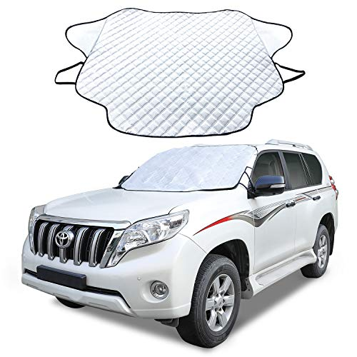 Cosyzone Car Windshield Sun Shade Sunshade Blocks UV Rays Sun Visor Protector, to Keep Your Vehicle...