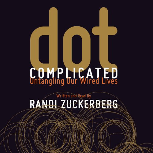 Dot Complicated audiobook cover art