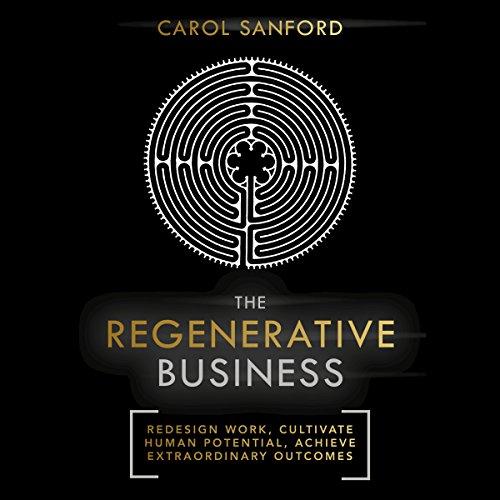 The Regenerative Business audiobook cover art
