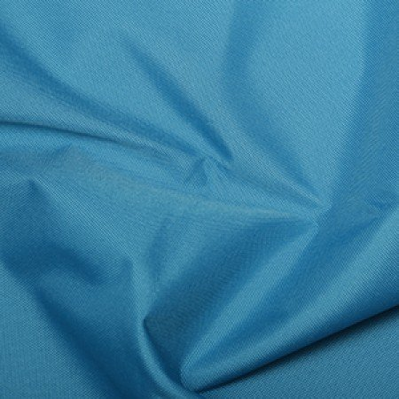 Turquoise Dyed Soft Draping Water Resistant Fabric for Soft Furnishings Outdoor and Indoor Use Width 150 cms – Sold by Metre