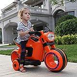 Lotee Niños Niños Coche eléctrico Motocicleta Rc Coche Control remoto Coche Triciclo de gran tamaño 2-8 años El niño puede sentarse Bebé Juguete Batería Coche Coche Regalos for niños Juguete for niños