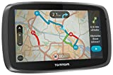 TomTom GO 5000 5-inch Sat Nav with European Maps and Lifetime Map and Traffic Updates - Black/Grey