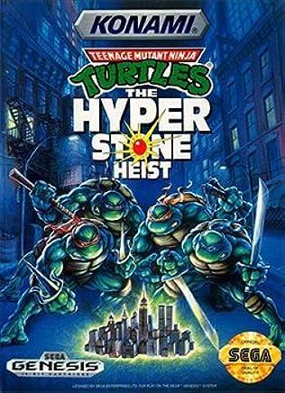 Amazon.com: Teenage Mutant Ninja Turtles: The Hyperstone ...