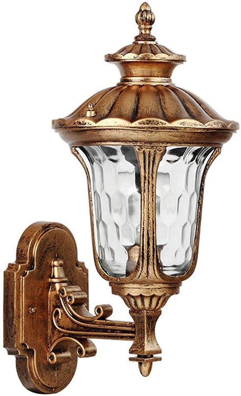 ATR Europische Wasserdichte Wandleuchte Auentür Wandleuchte Wandlampen Balkon Hof Einfache E27 Alte Villa Korridor Laterne Traditionelle Gang Lichter