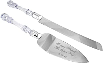 Best quinceanera cake knife set Reviews