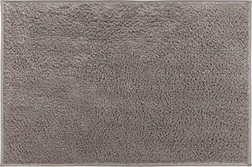 Grund Marla Alfombra de Baño, Algodón, Marrón, 60x90 cm