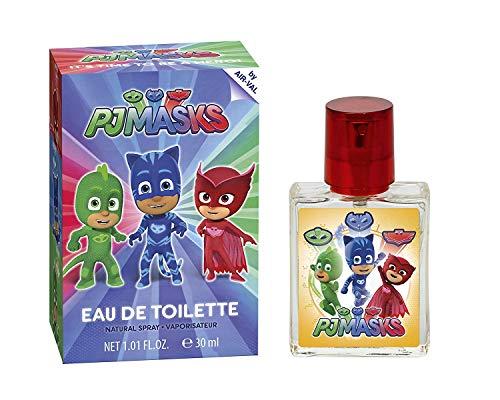 Générique - Eau de Toilette Pyjamasques PJ Masks 30ml - Cadeau Parfum Vaporisateur Enfant - 277