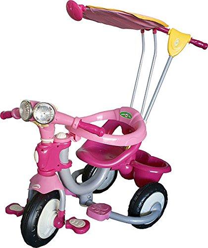 Kinder Fahrrad ARTI Duo 33-3 rosa