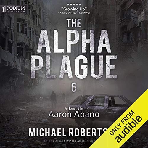 The Alpha Plague 6 audiobook cover art