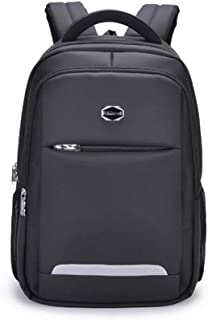 Backpack Men's Business Computer Bag, Fashion Casual Backpack Large Capacity Travel Backpack 20 Inch QDDSP