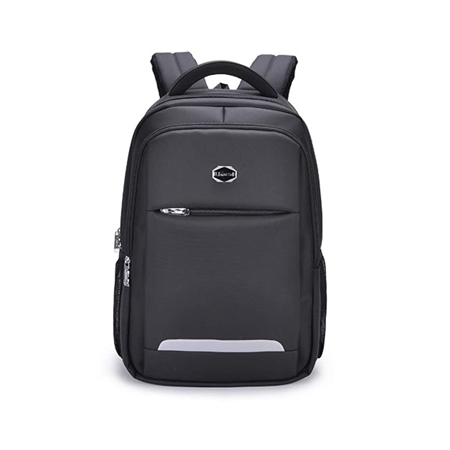 コーンバーベキュー好むバックパックメンズビジネスコンピュータバッグ、ファッションカジュアルバックパック大容量旅行バックパック20インチ QYSZYG
