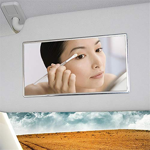 Spiegel, cosmetica, veilig en duurzaam, voor auto en spiegel.