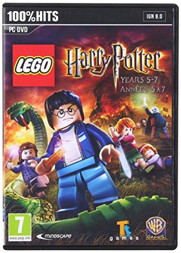 Lego De Harry Potter  marca Warner Home Video - Games
