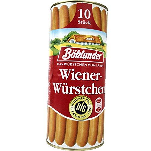 Böklunder Wiener Würstchen 900g