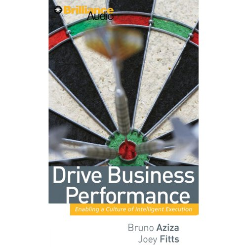 Drive Business Performance Titelbild