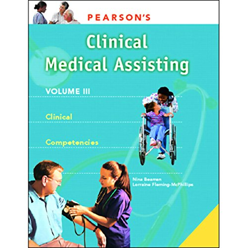 VangoNotes for Pearson's Comprehensive Medical Assisting, Vol. 3 cover art
