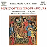 トゥルバドゥールの音楽