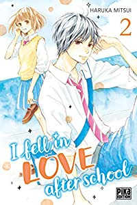 I fell in love after school Edition simple Tome 2